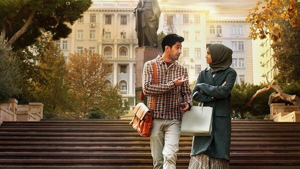 Кадр из сериала Layla Majnun (Лейли и Маджнун) - Sputnik Азербайджан