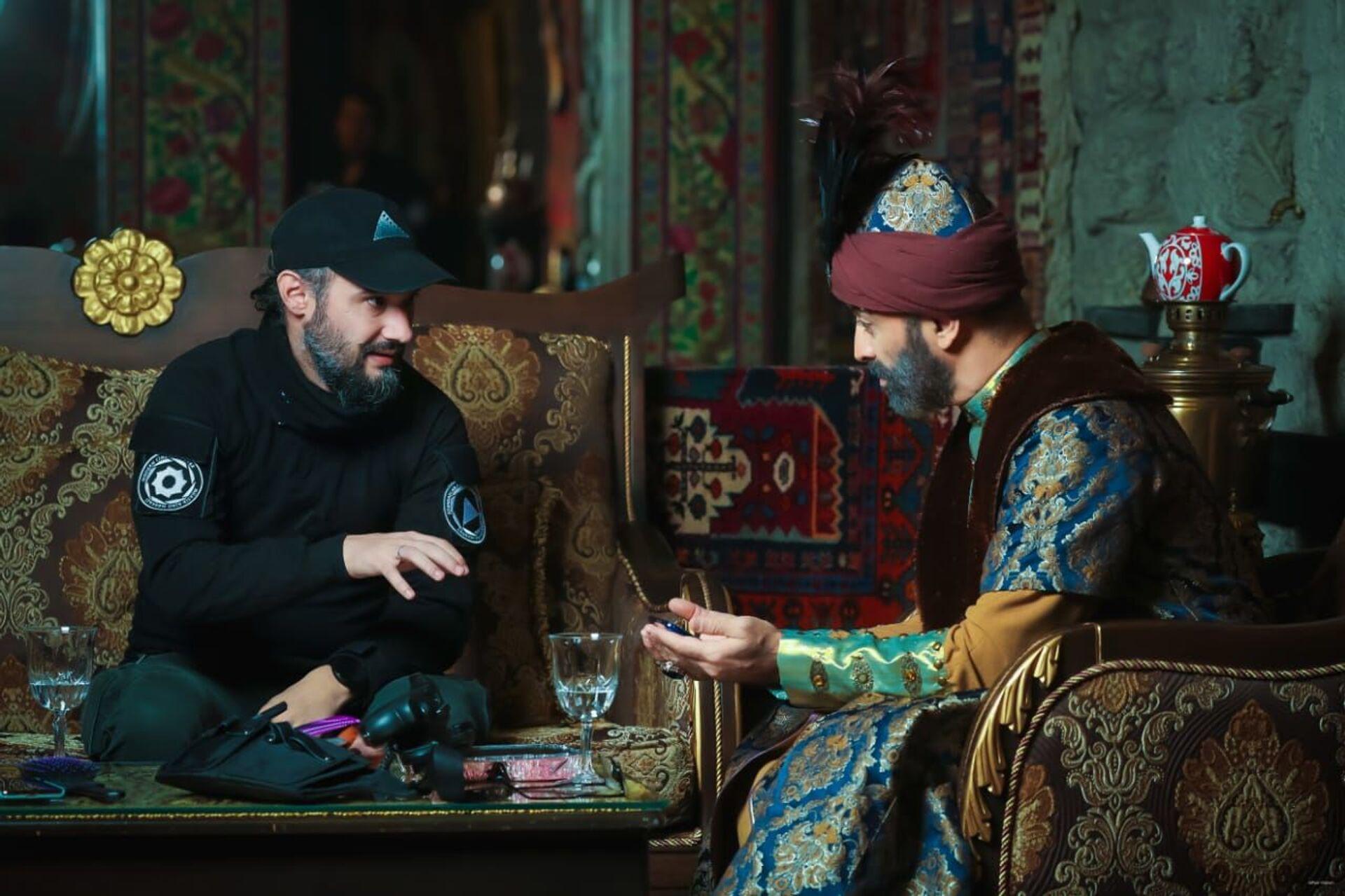 Бросила любимого ради спасения Родины: новый фильм расскажет историю принцессы Карабаха - Sputnik Азербайджан, 1920, 17.02.2021