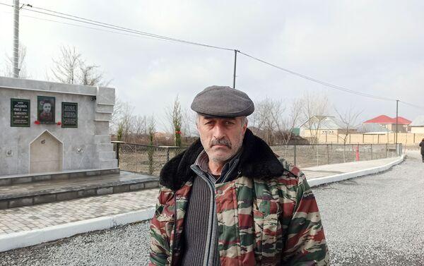 Участник первой карабахской войны Мехрадж Бабаев - Sputnik Азербайджан