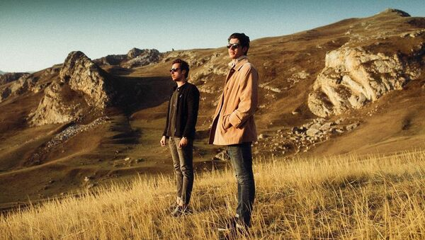 Братья Томас и Жюльен де Бье - Sputnik Азербайджан