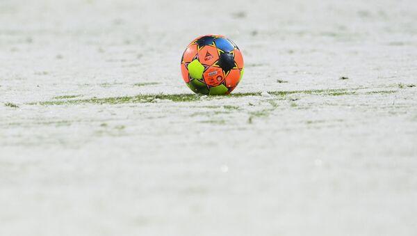 Футбольный мяч, фото из архива - Sputnik Азербайджан
