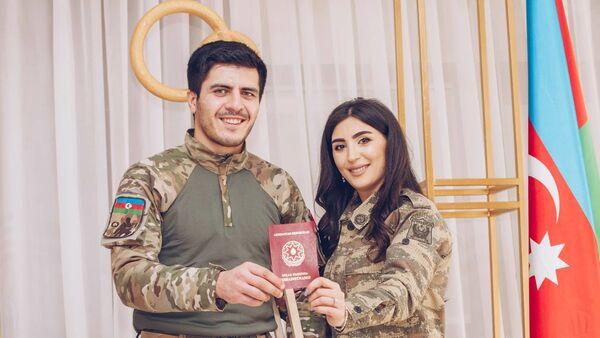Rüstəm və Esmira - Sputnik Azərbaycan
