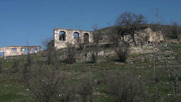 Həmzəli kəndi - Sputnik Азербайджан