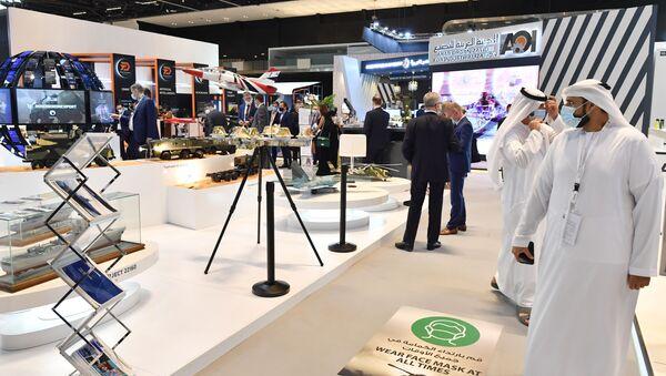 Выставка оборонной промышленности IDEX-2021 в Абу-Даби - Sputnik Азербайджан
