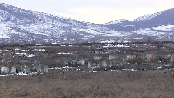 Əlimədətli kəndi - Sputnik Азербайджан