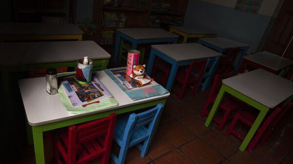 Детский сад, фото из архива - Sputnik Азербайджан