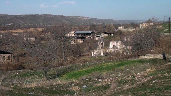 Çaytumas kəndi - Sputnik Азербайджан