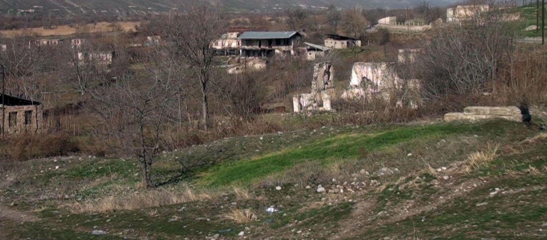 Çaytumas kəndi - Sputnik Азербайджан, 1920, 22.02.2021