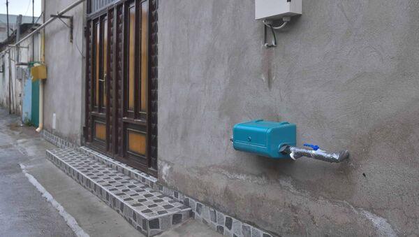 Su sayğacı. Arxiv şəkli - Sputnik Азербайджан