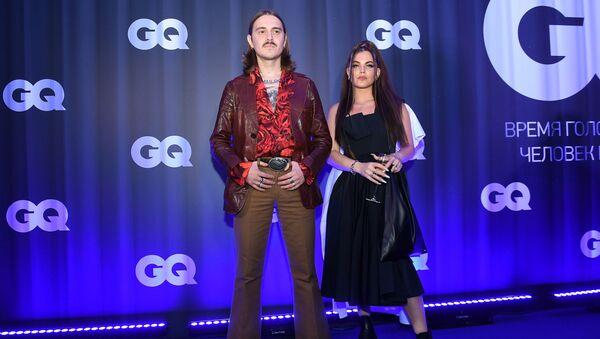 Старт финального этапа голосования премии Человек года по версии журнала GQ - Sputnik Azərbaycan