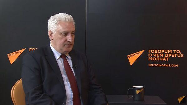 Коротченко о военных преимуществах армии Азербайджана - Sputnik Азербайджан