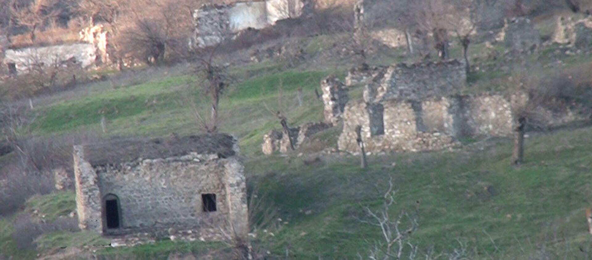 Qaradağlı kəndi - Sputnik Азербайджан, 1920, 04.03.2021