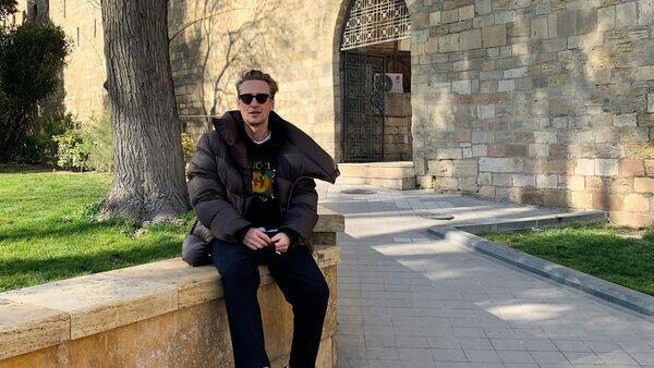 Вадим Галаганов  - Sputnik Азербайджан