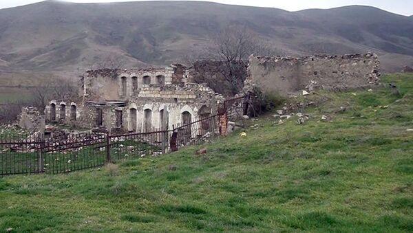 Qarakollu kəndi - Sputnik Азербайджан