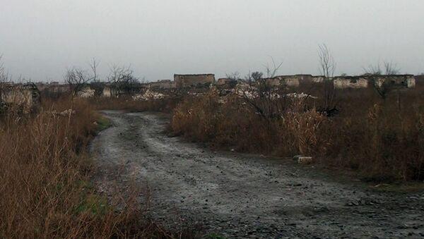 Село Сума Агдамского района - Sputnik Азербайджан
