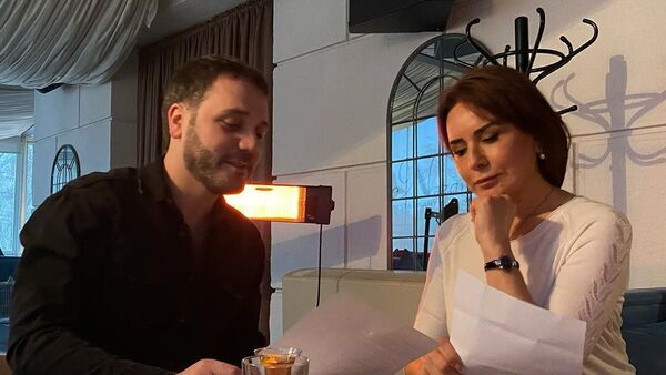 Азербайджанский исполнитель Расул Эфендиев  - Sputnik Azərbaycan