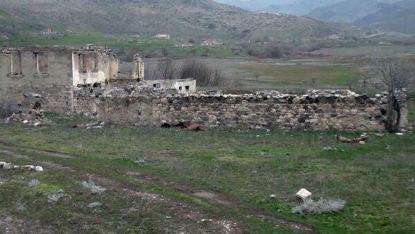Bəxtiyarlı kəndi - Sputnik Азербайджан