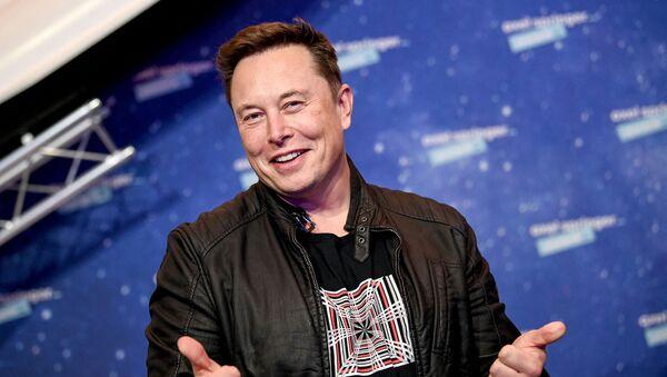Илон Маск создаст город в Техасе - Sputnik Азербайджан