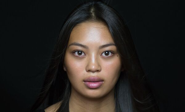 Девушка из кхмерской этнической группы в проекте The Ethnic Origins of Beauty - Sputnik Азербайджан