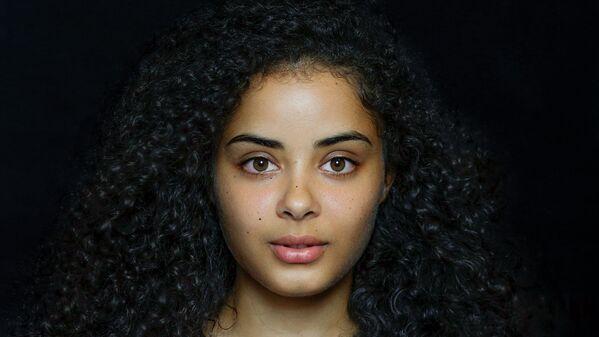 Девушка из реюньонскиой этнической группы (Реюньон) в проекте The Ethnic Origins of Beauty - Sputnik Азербайджан