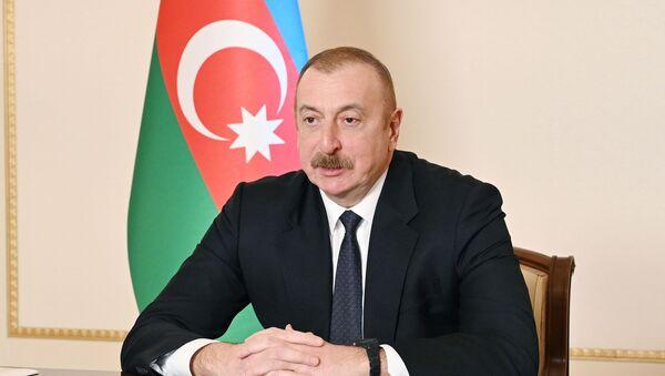 Президент Ильхам Алиев принял нового президента Европейского банка реконструкции и развития - Sputnik Азербайджан