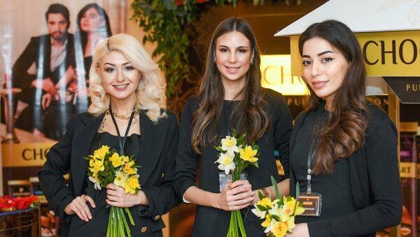 Azerbaijan Woman Awards mükafatlandırma mərasimi  - Sputnik Азербайджан