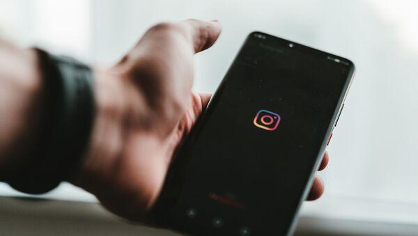 Instagram выпустил облегченную версию приложения для Android - Sputnik Азербайджан