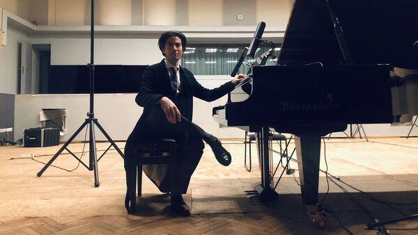 Риад Мамедов, фото из архива - Sputnik Азербайджан