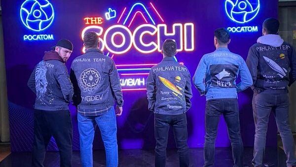 Азербайджанская команда «Pakhlava Show» - Sputnik Азербайджан