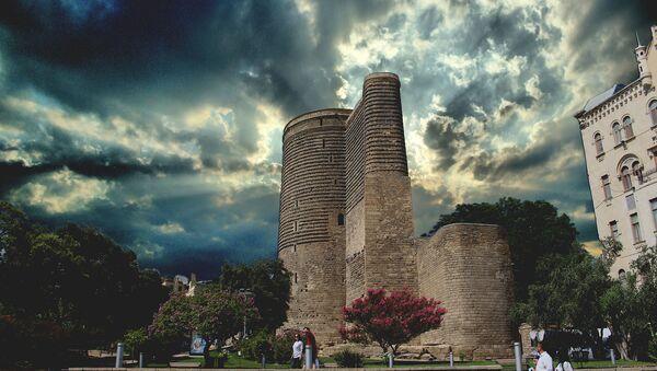 Весна – пора любви: топ-7 романтических мест в Баку для первого свидания  - Sputnik Азербайджан