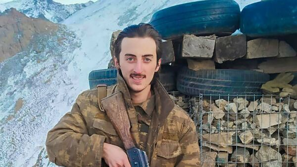 Ruslan Kərimov - Sputnik Азербайджан