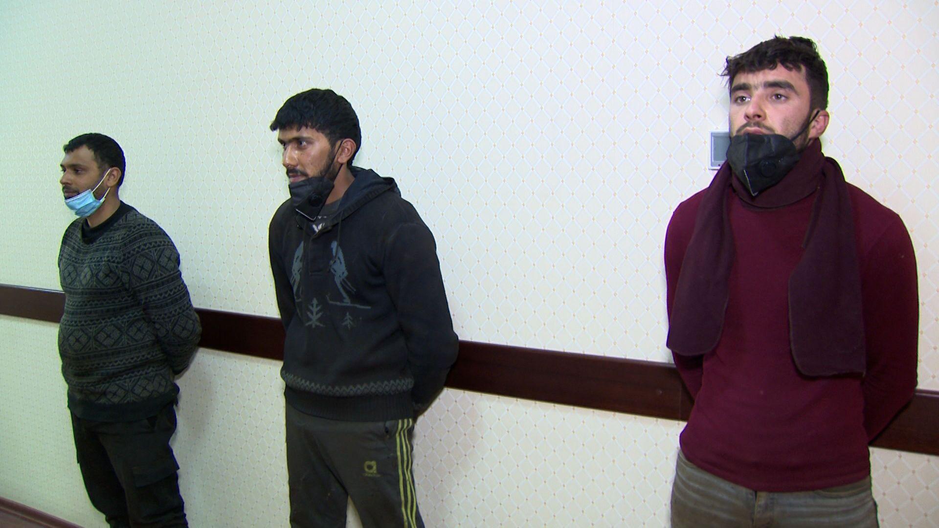 Полиция Баку задержала вредителей госимущества, укравших трубопровод - фото - Sputnik Азербайджан, 1920, 17.03.2021