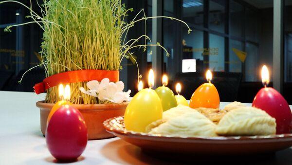 Как рождается весна - Sputnik Азербайджан