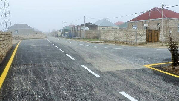 Улицы в Хазарском и Сураханском районах - Sputnik Азербайджан