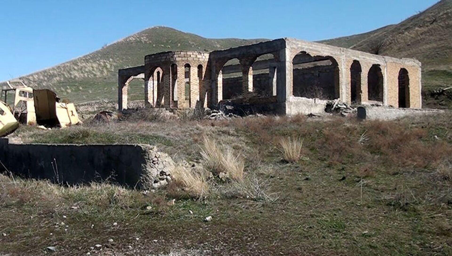 Qumlaq kəndində - Sputnik Азербайджан, 1920, 23.03.2021