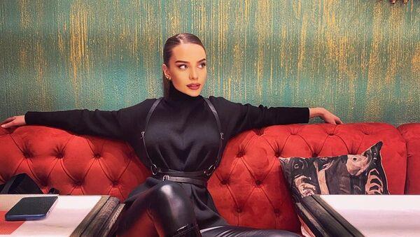 Азербайджанская модель Нигяр Гасанзаде, фото из архива - Sputnik Азербайджан