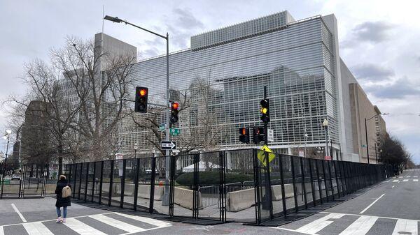 Здание Всемирного банка, фото из архива - Sputnik Азербайджан