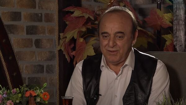 Yaqub Zurufçu - Sputnik Азербайджан