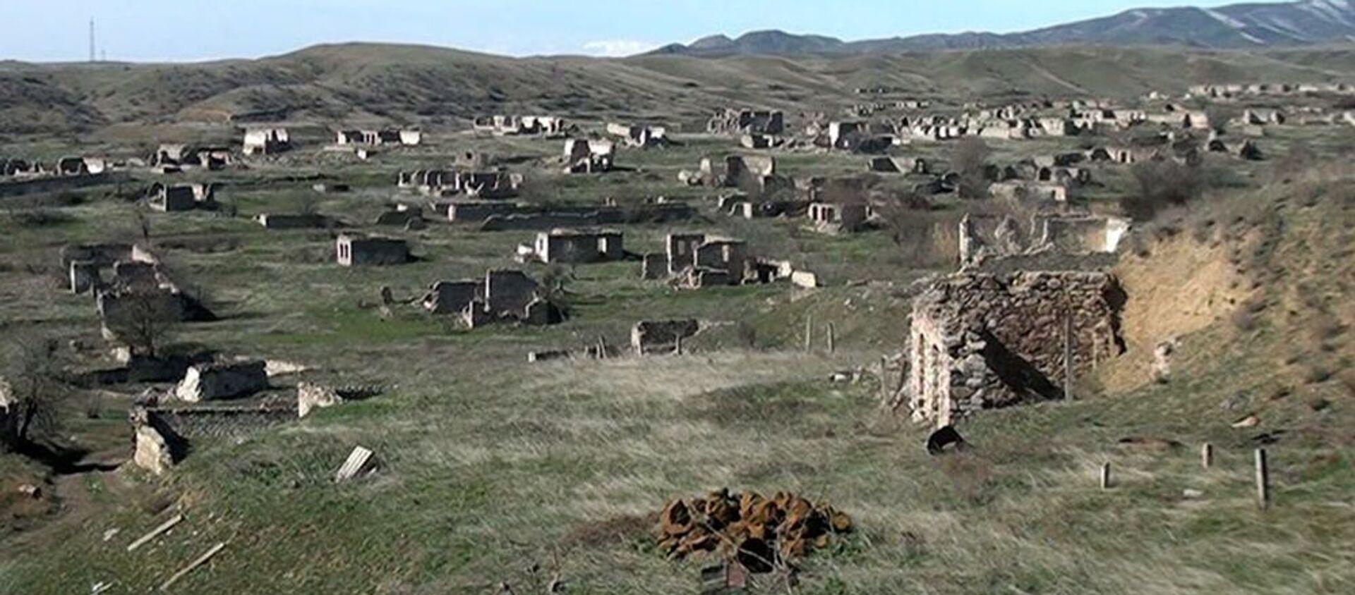 Horovlu kəndində - Sputnik Азербайджан, 1920, 02.04.2021