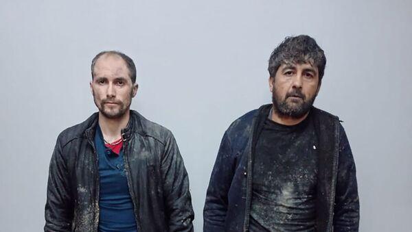 Saxlanılan şəxslər - Sputnik Азербайджан