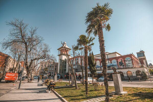 Вид на Кутаиси - Sputnik Азербайджан