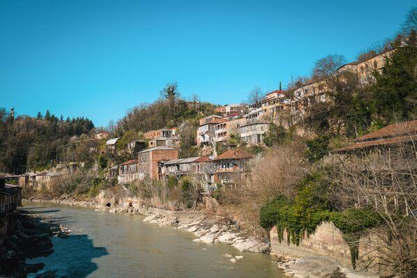 Река в Кутаиси - Sputnik Азербайджан