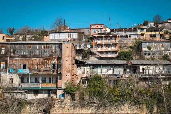 Жилые дома в Кутаиси - Sputnik Азербайджан