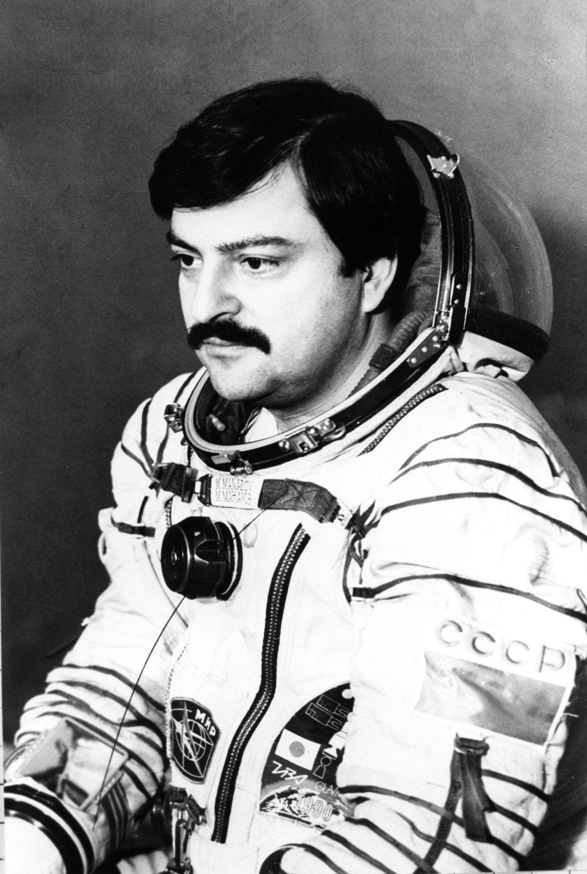 Муса Манаров: после года, проведенного в космосе, самоизоляция – ничто - Sputnik Азербайджан, 1920, 12.04.2021