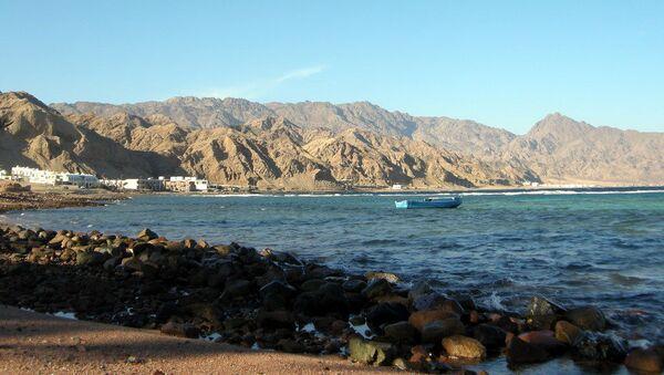 Побережье Красного моря в Египте - Sputnik Азербайджан