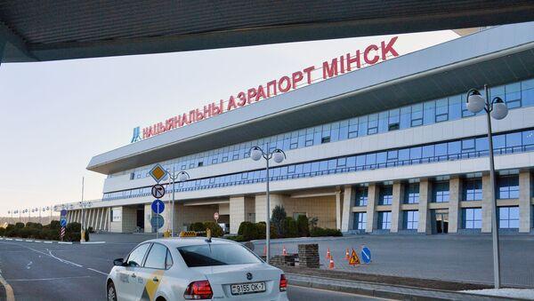 Национальный аэропорт Минск, фото из архива - Sputnik Азербайджан