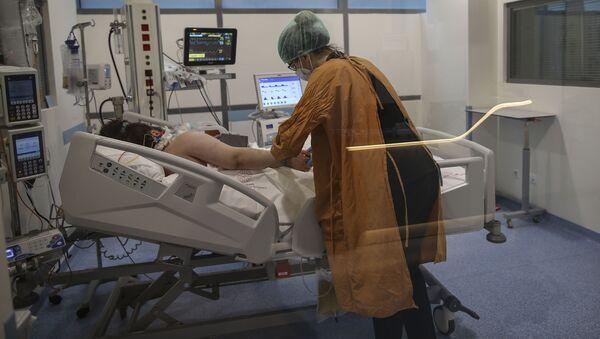 Ситуация в связи с эпидемиологической обстановкой в Турции  - Sputnik Азербайджан