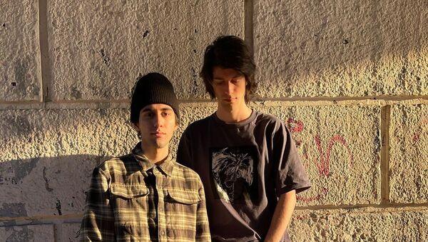 Российские исполнители азербайджанского происхождения братьев-двойняшек Рауф и Фаиг Мирзаевы, фото из архива - Sputnik Азербайджан