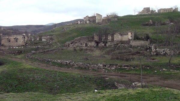 Село Таровлу Губадлинского района - Sputnik Азербайджан