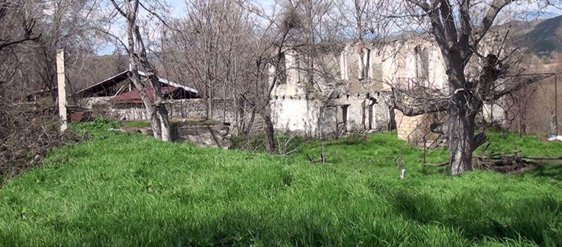 Село Улашлы Губадлинского района - Sputnik Азербайджан, 1920, 21.04.2021